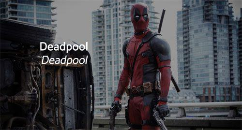 photo of deadpool guy