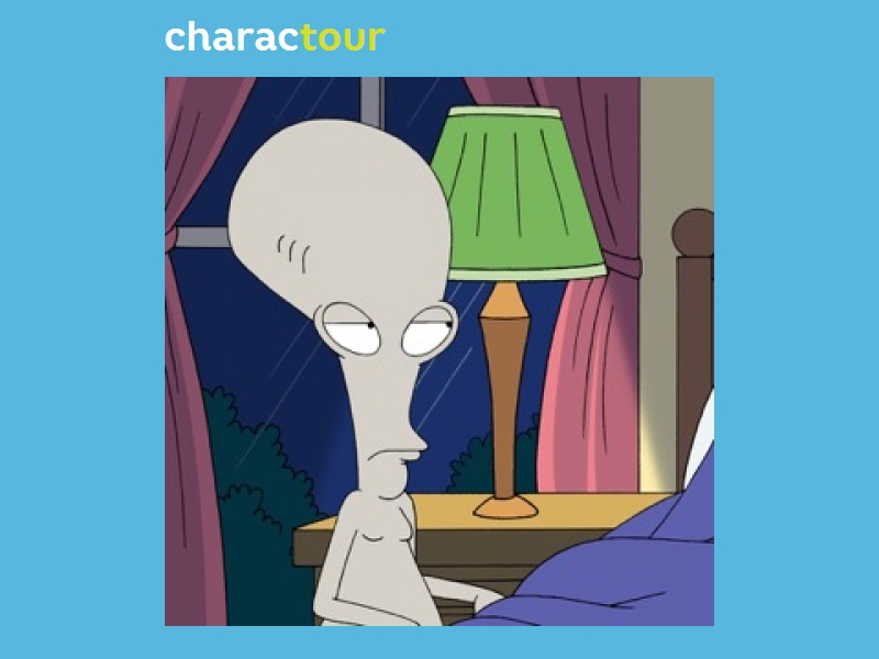 3fc07be55b6 Roger from American Dad!