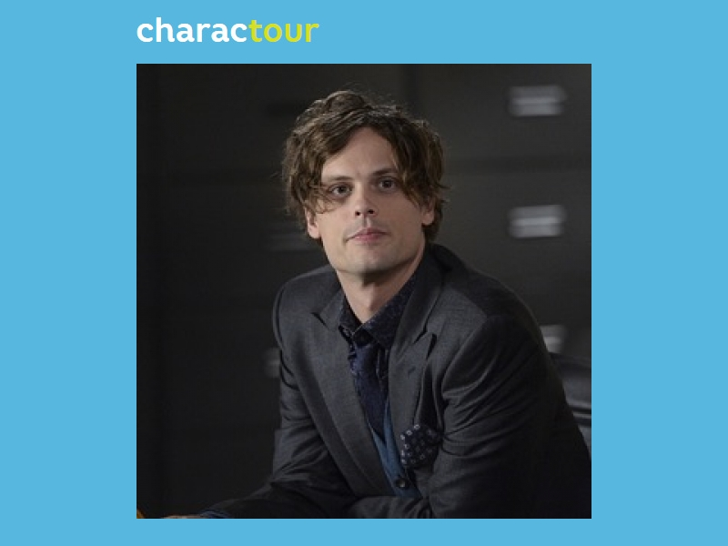 Spencer Reid from Criminal Minds | CharacTour