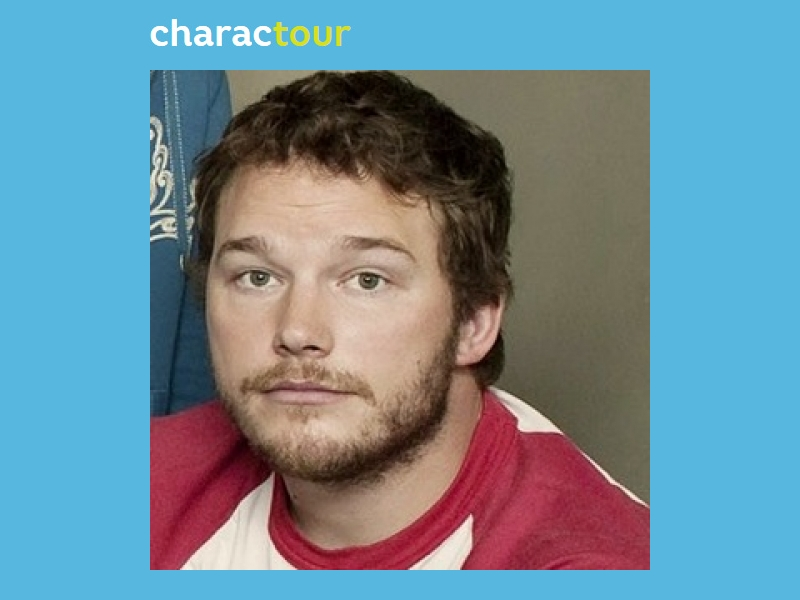 Andy Dwyer from Parks and Recreation | CharacTour