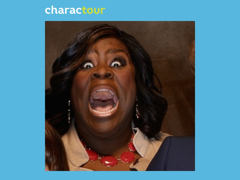 Donna Meagle from Parks and Recreation | CharacTour