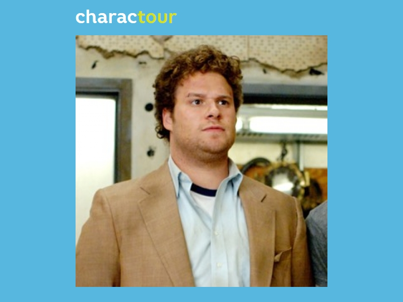 Dale Denton from Pineapple Express | CharacTour