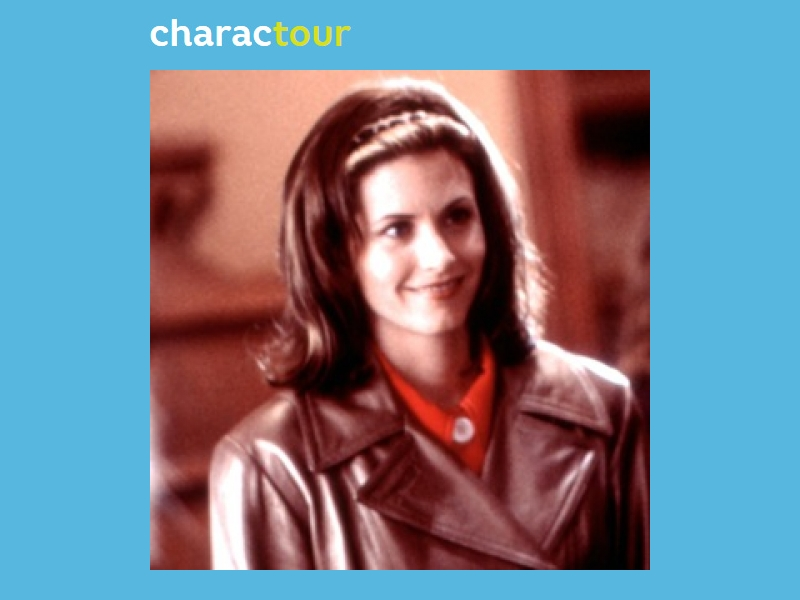 Gale Weathers from Scream | CharacTour
