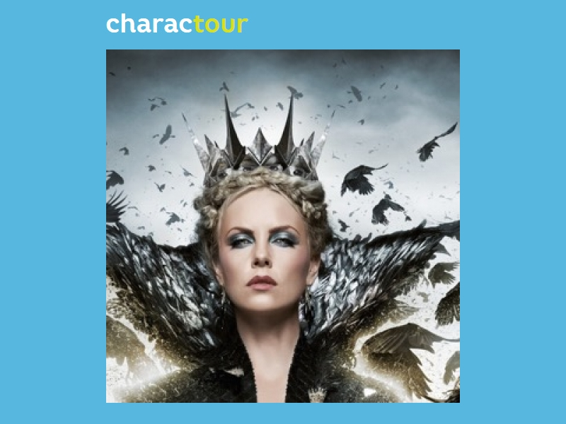 Queen Ravenna from Snow White and the Huntsman | CharacTour ...