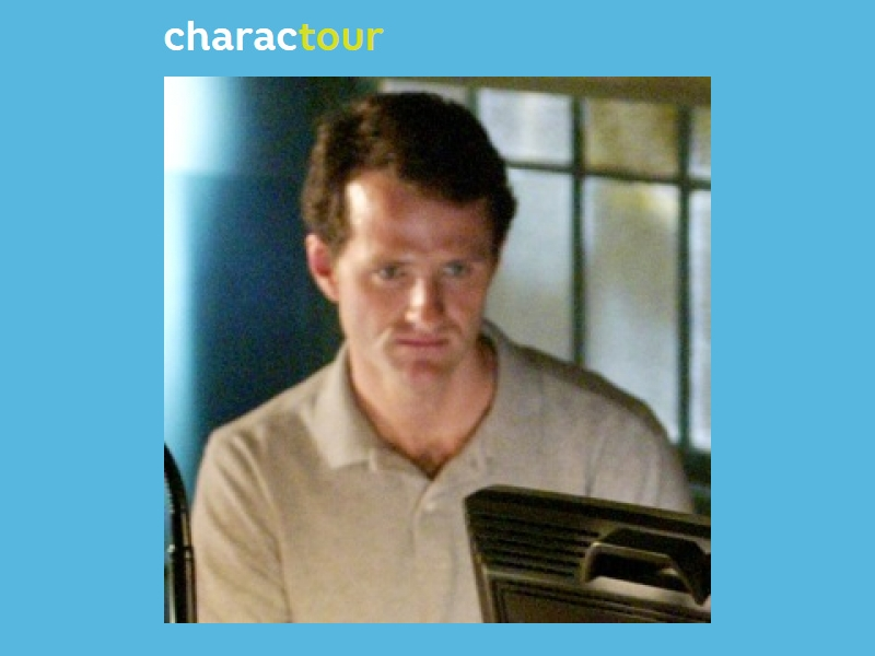 Roland Pryzbylewski from The Wire | CharacTour: Everyone\'s a Character