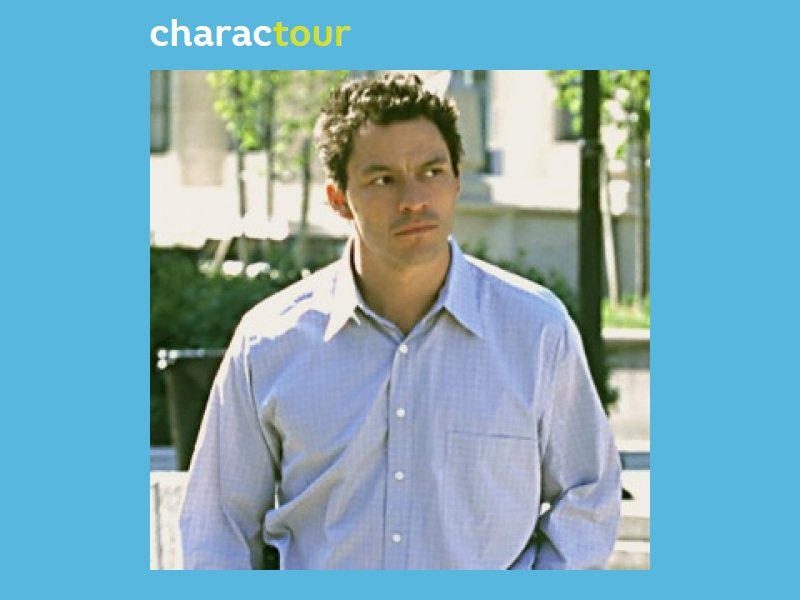 Jimmy McNulty from The Wire | CharacTour: Everyone\'s a Character