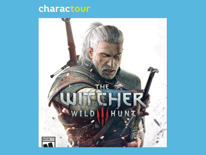 Geralt of Rivia from The Witcher | CharacTour